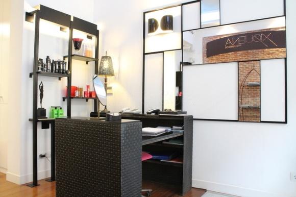 peluqueria xiquena realizada por gahecor empresa de reforma de locales y oficinas en madrid 5