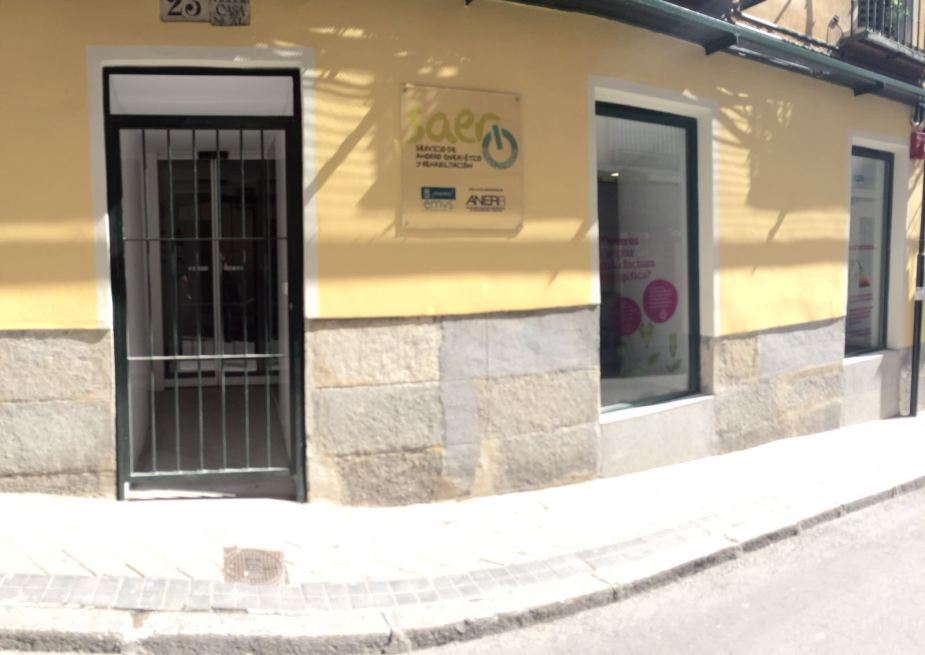 Oficina Saer en web de Noticias de Gahecor
