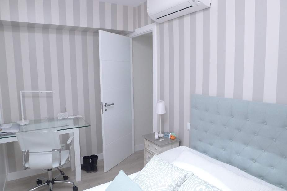 dormitorio reformado barrio del pilar