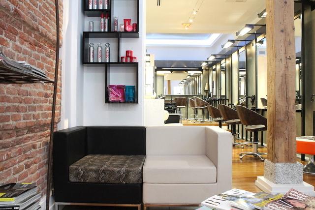 Gahecor reforma y rehabilitación integral de Local para peluquería en Madrid