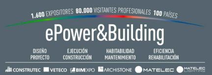 ePower&Building logo
