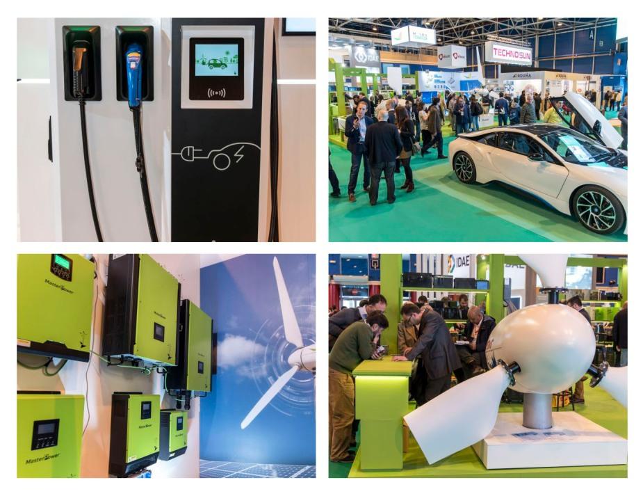 Genera en Ifema 2017 en Madrid en web de noticias de eficiencia energética de Gahecor