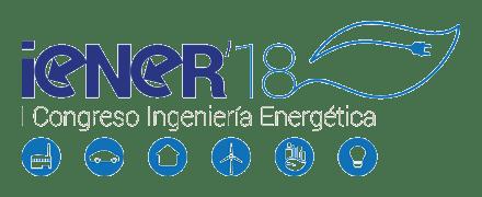 logo iener 2018 I Congreso de Ingeniería Energética